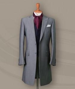 グレーフロックコート