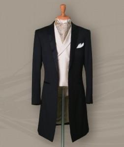 ブラックフロックコート