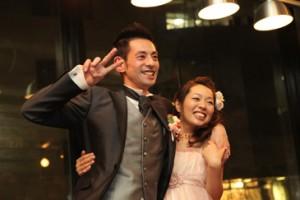 結婚式の新郎衣装もオーダータキシード
